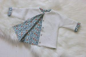 Veste matelassée bébé